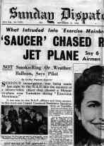 Image result for ufo mystery newspaper