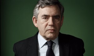 Prime Minister Gordon Brown had a full postbag on UFOs - but decided to pull the plug on the UFO desk (credit: Gaurdian.co,uk)