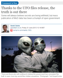 Guardian Comment is Free, 21 June 2013