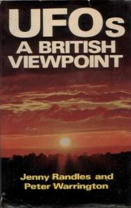 UFOs: A British Viewpoint, Jenny's first book published in 1978