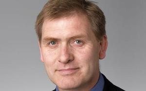 Eric Joyce, Independent MP for Falkirk (credit: Daily Telegraph)