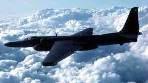 A U-2 spy plane in operation (credit: www.npr.org)