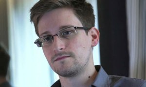 NSA whistle-blower Edward Snowden (credit: The Guardian)