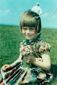 The Solway Spaceman photograph, taken from a print supplied by Jim Templeton in 2001