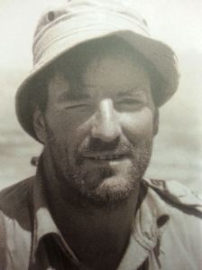 Colonel Patrick Stevens, Royal Marines 45 Commando, circa 1964