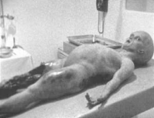 Alien Autopsy mark 2: coming to your internet browser soon!  (credit: UFOevidence.org)