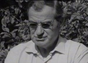 Journalist Arthur Shuttlewood, who transformed a silly season story into a modern legend (credit: BBC)